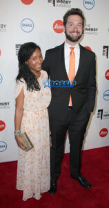 The 2014 Webby Awards at Cipriani Wall Street - Arrivals Featuring: Sabriya Stukes,Alexis Ohanian Where: New York City, New York, United States When: 19 May 2014 Credit: PNP/WENN.com