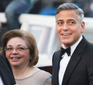 George-Clooney-with-his-sister-Adelia
