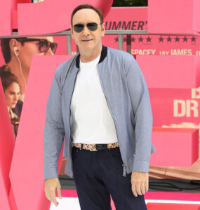 *file photos* Kevin Spacey has been accused of sexual advance by Anthony RappEuropean premiere of 'Baby Driver' - Arrivals Featuring: Kevin Spacey Where: London, United Kingdom When: 21 Jun 2017 Credit: Lia Toby/WENN.com