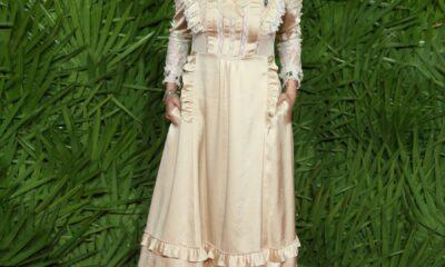 London Fashion Awards at the Royal Albert Hall  Featuring: Selena Gomez Where: London, United Kingdom When: 04 Dec 2017 Credit: JRP/WENN