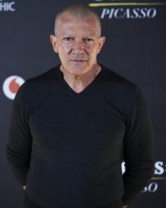 Antonio Banderas attends a photocall for National Geographic's anthology series 'Genius: Picasso' at Palace Hotel Featuring: Antonio Banderas Where: Madrid, Madrid, Spain When: 21 Mar 2018 Credit: Sean Thorton/WENN.com **Not available for publication in Spain, France**