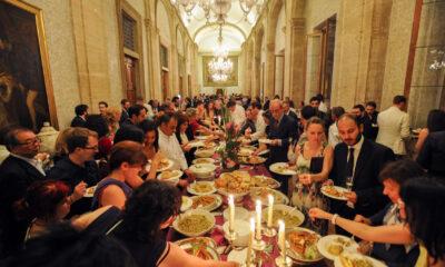 Roma, 12.06.14. Premiazione Globo d'Oro della Stampa Estera 2014 a Palazzo Farnese. Foto: Víctor Sokolowicz