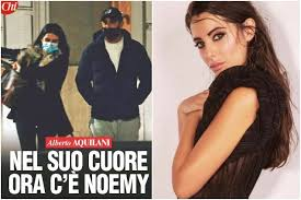 La nuova compagna di Alberto Aquilani è Noemy Forni, ex fidanzata di Fabio  Fulco