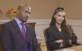 Kim Kardashian West and Van Jones Discuss White House Meeting on Criminal  Justice Reform - Causes