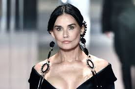 How Demi Moore prepped for her Fendi runway appearance